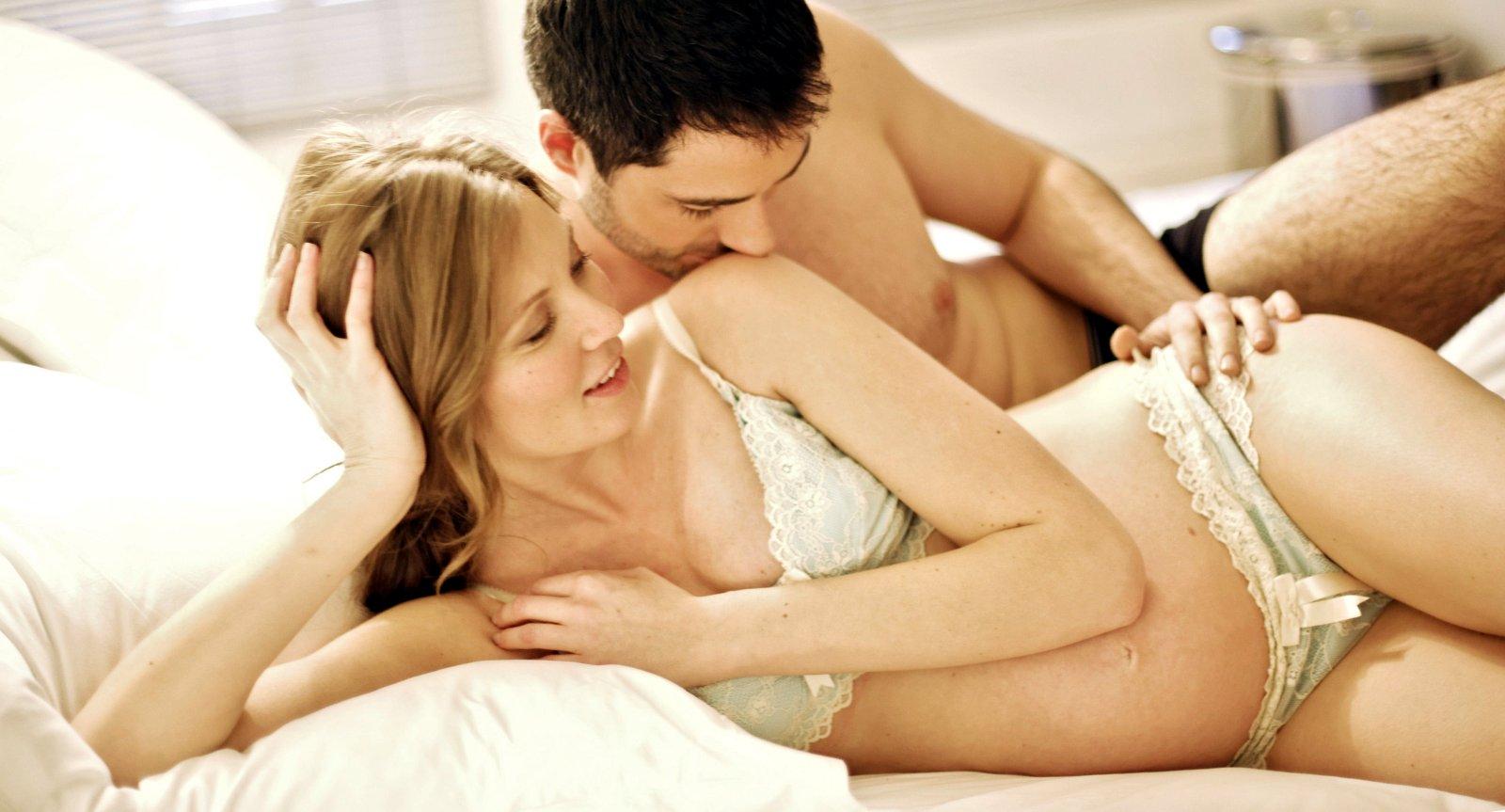 Занятия Сексом Беременных