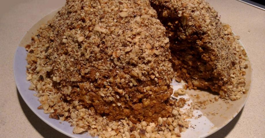 муравейник рецепт классический с фото пошагово