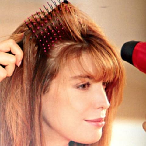 Как создать объём на тонких волосах