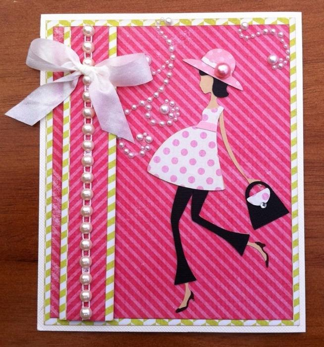 Как сделать открытки своими руками на день рождения маме