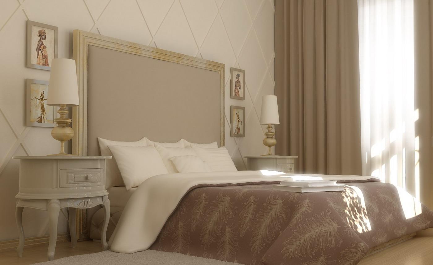 Главное правило оформления спальни по фен шуй
