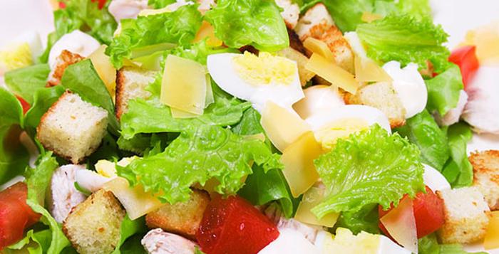 салат айсберг рецепты приготовления салатов