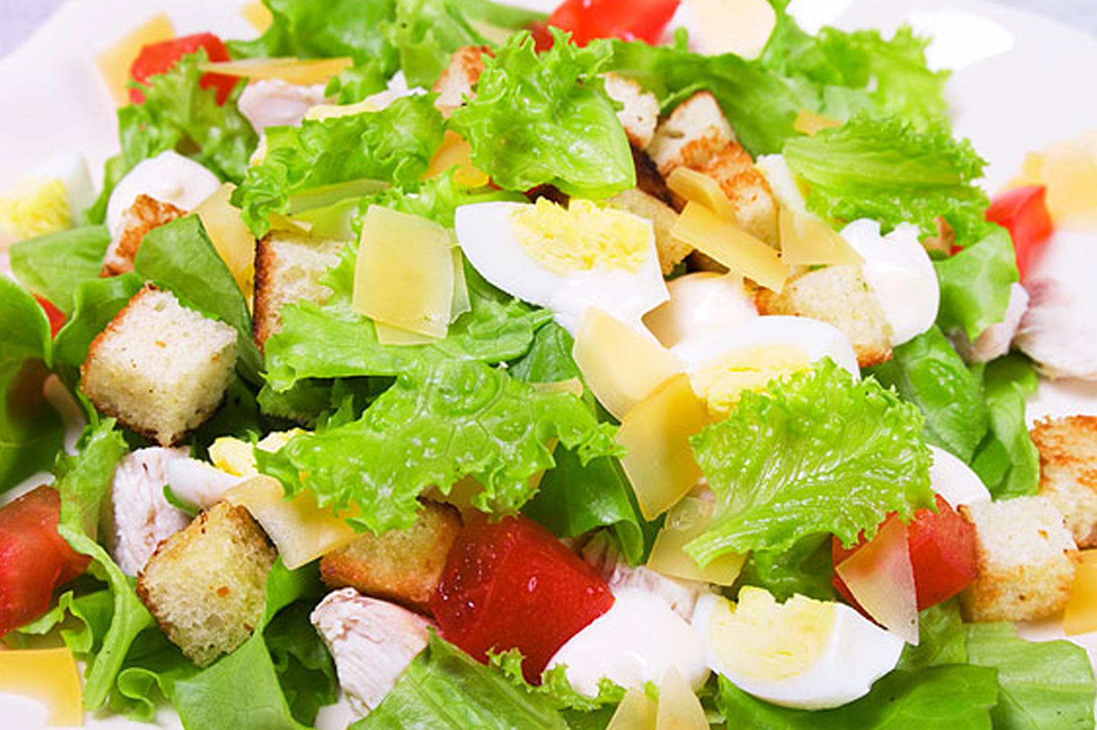 классический рецепт тайского салата с