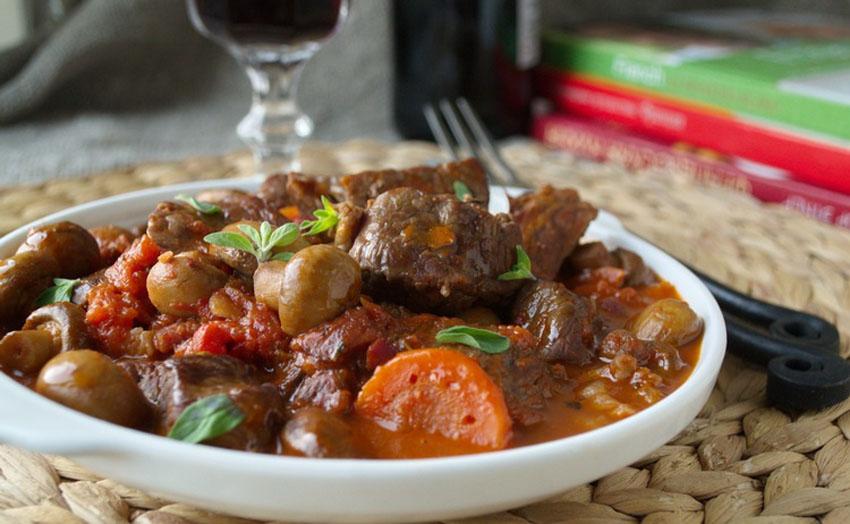 рецепт приготовления сочной говядины