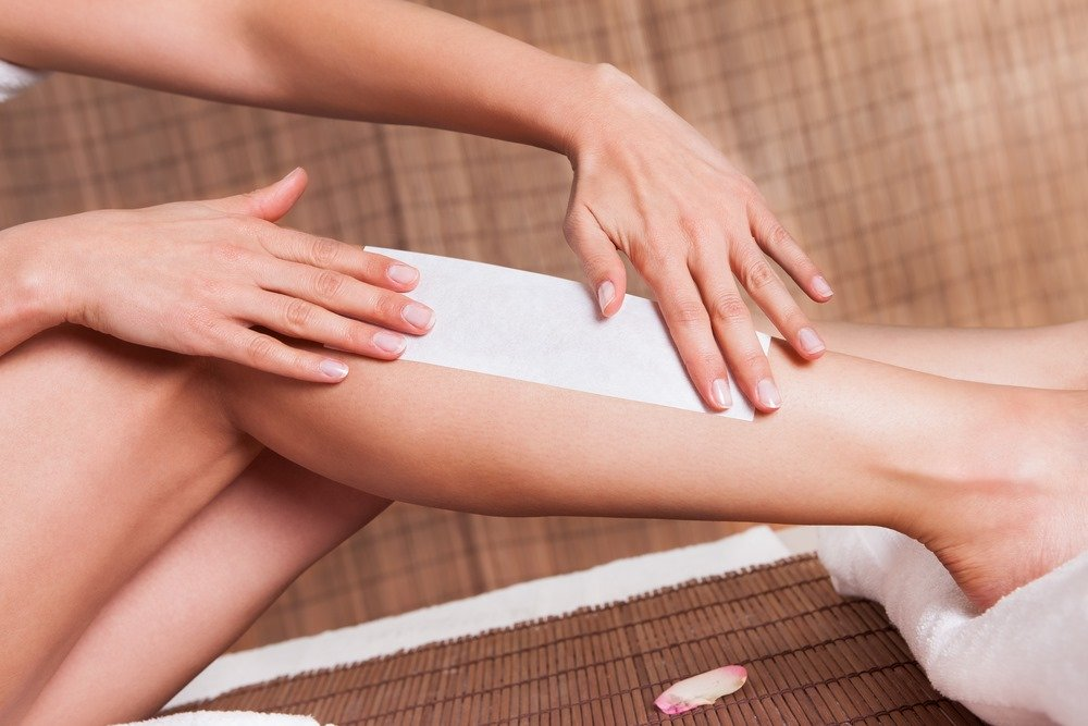 Средства для депиляции зоны бикини кремом