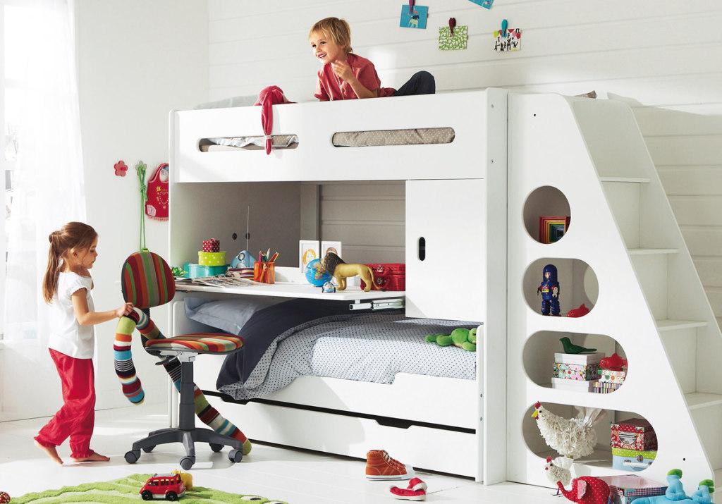 декор для детской комнаты девочки