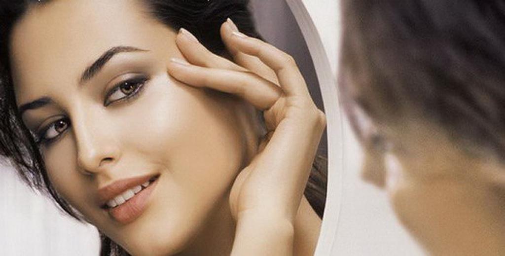 правильный макияж для круглого лица
