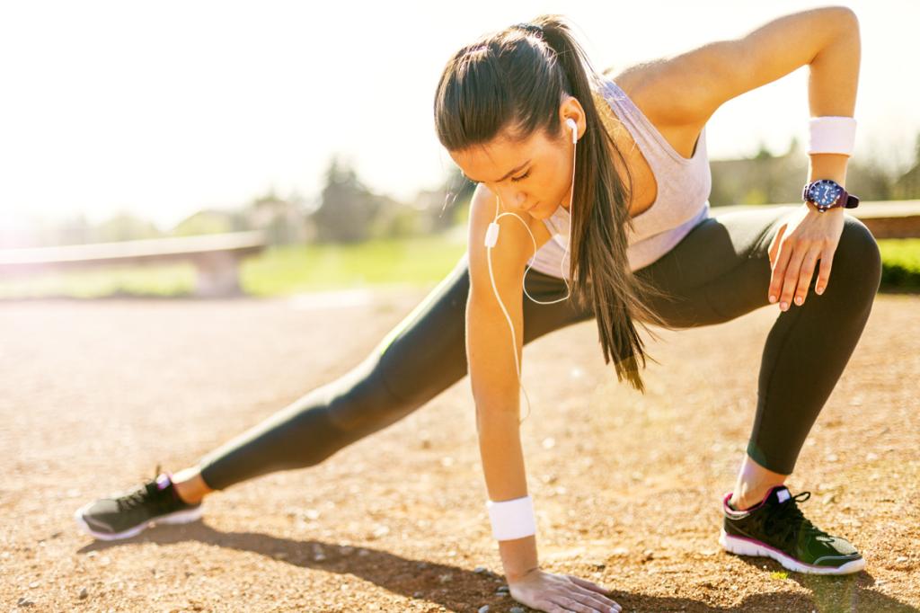 упражнения для похудения ягодиц и ляшек