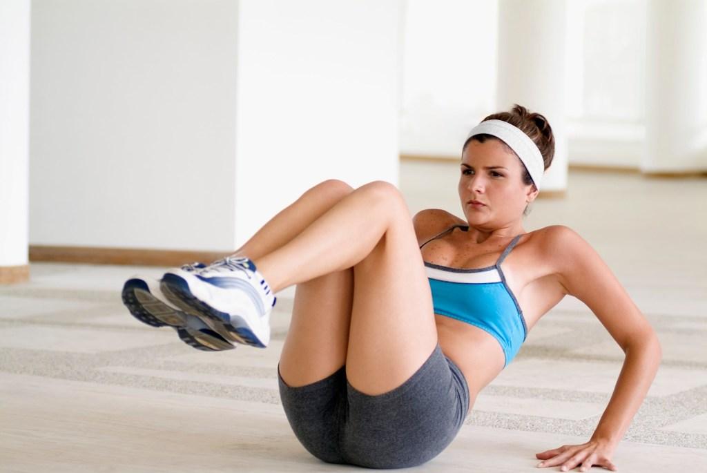 физические упражнения после родов чтобы похудеть