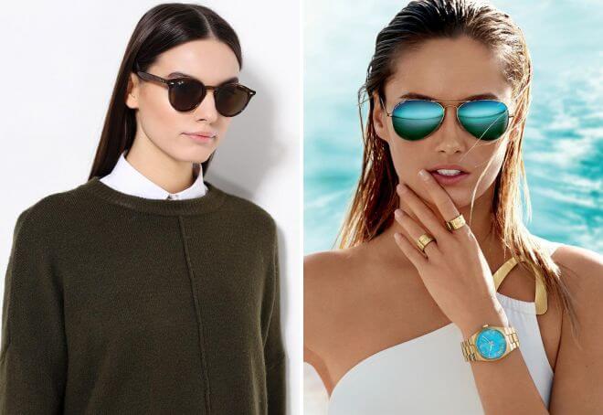 защитные очки 2017 тренды